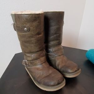 UGG Shoes - Ugg leather boots 8